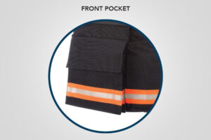 Front Pocket View (First Responder)