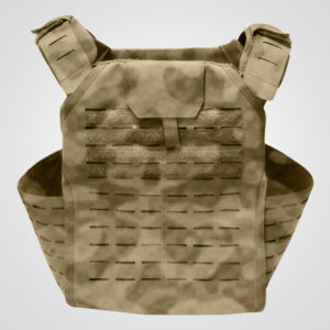 Tactical * OPTIONS :Ballistic cummerbund inserts Side plate pouches Removable accessories: Collar/Throat, Biceps, Groin ID Placards