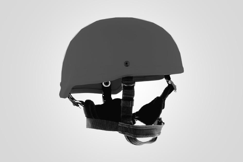Ultra Lightweight Mid Cut ACH Helmet