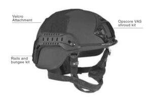 Ballistic Helmet Accessories
