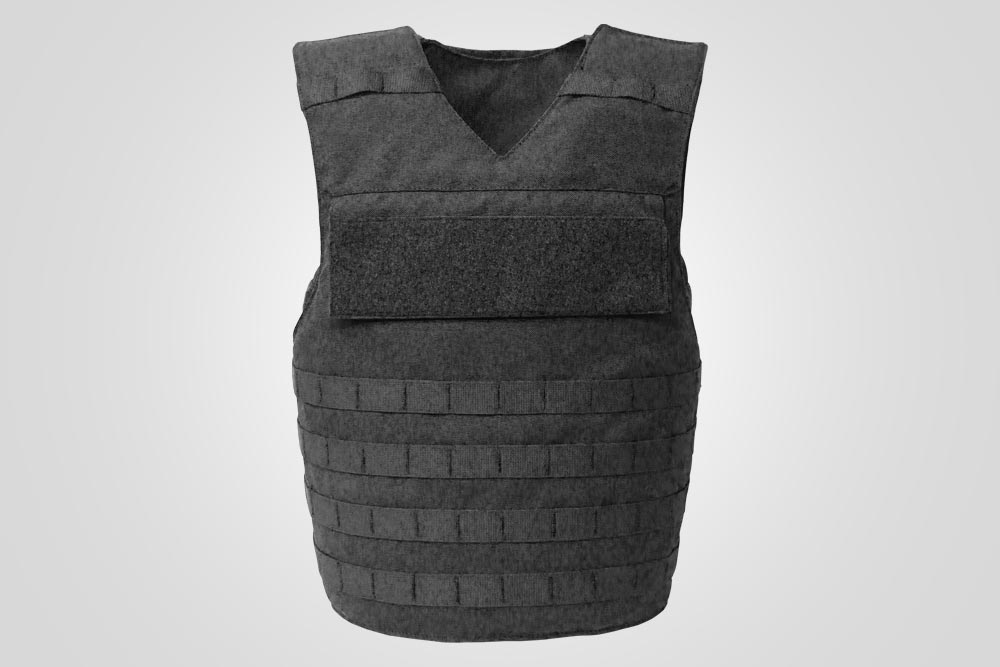 Carrier * Standard, XS - 3 XL Fit concealable panel sizes