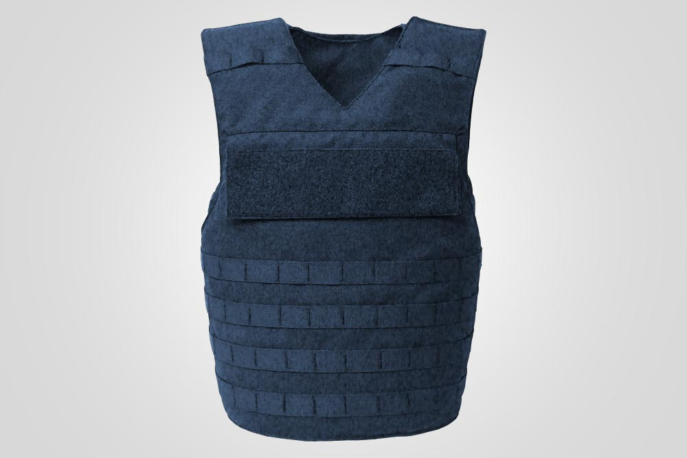 Carrier *Standard, XS - 3 XL Fit concealable panel sizes