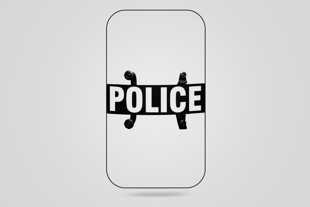UAS Riot Shield