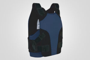 UAS 4PV FEMALE Body Armor- Navy