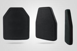 UAS ST LEVEL III Advanced Body Armor Plate
